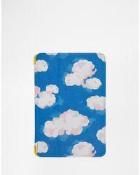 Cath Kidston - Clouds Mini Ipad Case - Lyst