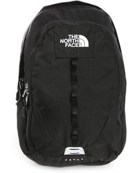 The North Face Black Vault Backpack black - Lyst