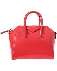 Givenchy Leather Mini Antigona Bag - Lyst