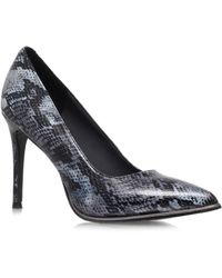 KG by Kurt Geiger Beauty High Heeled Pointed Toe Courts - Lyst