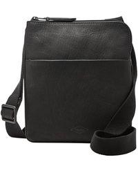 Fossil - 'estate' Leather Crossbody Bag - Lyst