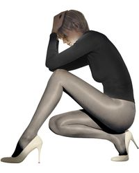 Wolford Satin Touch Tights - Lyst