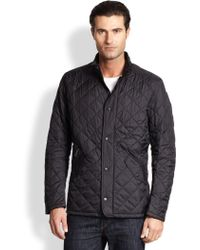 Barbour Flyweight Quilted Jacket - Lyst