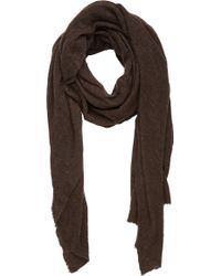 Barneys New York Gossamer Cashmere Wrap - Lyst