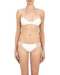 Mikoh Swimwear Banyans Bikini Top - Lyst
