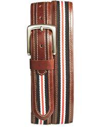 Jack Mason Brand | 'tailgate - Arkansas Razorbacks' Belt | Lyst