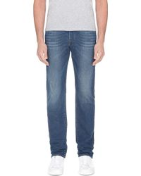 Diesel Buster Regular Mid-Rise Jeans - For Men - Lyst