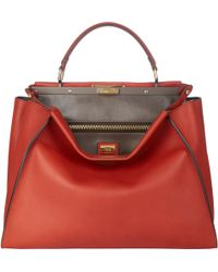 Fendi Peekaboo Bag - Lyst