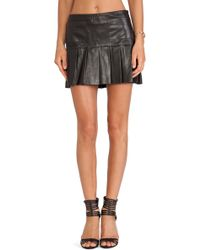 Love Leather - The Brittney Spears Skirt - Lyst