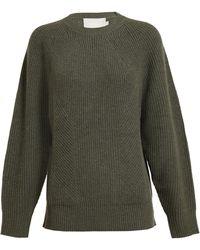 Jason Wu Chunky Cashmere Knit Sweater - Lyst