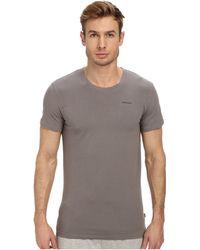 Diesel Randal T-shirt Qahe 2-pack - Lyst