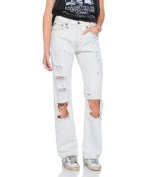 R13 Kurt Jeans - Lyst