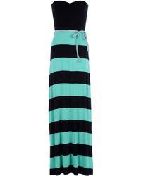 Hurley - Long Dress - Lyst