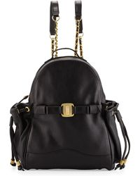 SJP by Sarah Jessica Parker - Uni Leather Backpack - Lyst