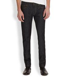 Dolce & Gabbana Fivepocket Straight Leg Jeans - Lyst