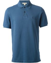 Burberry Brit Classic Short Sleeved Polo Shirt - Lyst