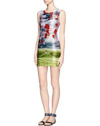We Are Handsome - The Migration Panel Dress - Lyst