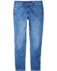 Violeta by Mango - Alexandra Slim-fit Jeans - Lyst