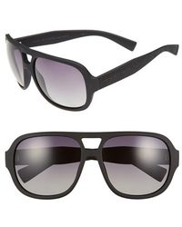 Marc By Marc Jacobs - 60mm Polarized Aviator Sunglasses - Lyst