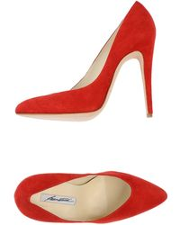 Brian Atwood Pump - Lyst