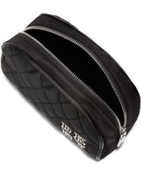 DKNY - Collegiate Embroidery Cosmetic Case - Lyst