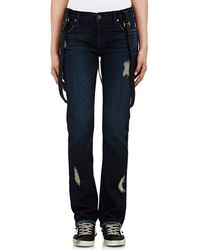 James Jeans Buddy Suspended Jeans blue - Lyst