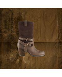 Denim & Supply Ralph Lauren Leather Mattie Boot - Lyst