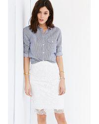 StyleStalker - Perini Skirt - Lyst