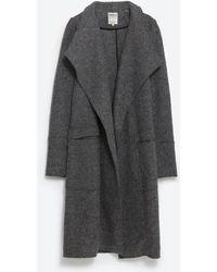 Zara | Wool Coat | Lyst
