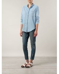 Neuw - Pocket Denim Shirt - Lyst
