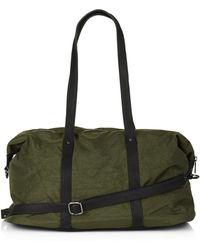 TOPSHOP - Nylon Luggage Bag - Lyst