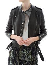 IRO Zaki Jacket black - Lyst