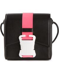 Christopher Kane Safety Buckle Shoulder Bag - Lyst