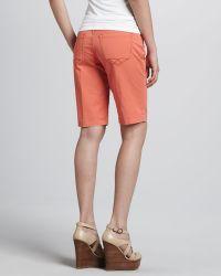 Christopher Blue - Liberty Bermuda Shorts - Lyst