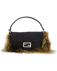 Fendi 'Be Baguette' Shoulder Bag - Lyst