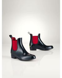 Lauren by Ralph Lauren Tally Rain Boot - Lyst