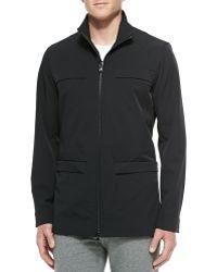 Michael Kors Utility Jacket - Lyst