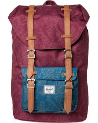 Herschel Supply Co. The Little America Mid Volume Backpack - Lyst