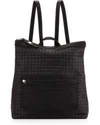 Danielle Nicole - Quilted Zip-Top Backpack - Lyst