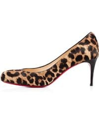Christian Louboutin Animal Fifi - Lyst