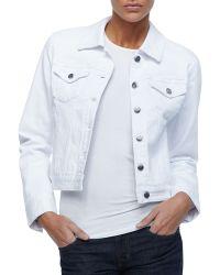 Christopher Blue - Sharlene Denim Jacket - Lyst