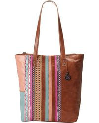 The Sak Palisade Tote - Lyst