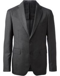 Tagliatore Three Piece Suit - Lyst