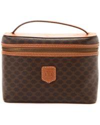 Céline - Vanity Bag - Vintage - Lyst