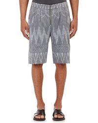 Baja East - Slub Shorts - Lyst
