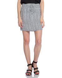A.L.C. Nicholson Skirt black - Lyst