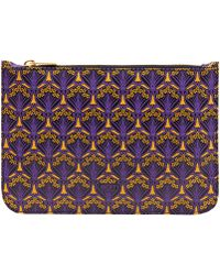 Liberty - Purple Pouch - Lyst