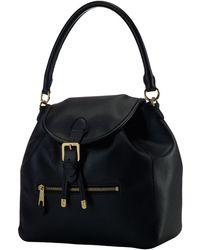 Lauren by Ralph Lauren Leather Backpack - Lyst