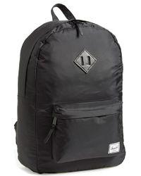 Herschel Supply Co. 'Heritage' Nylon Backpack - Lyst