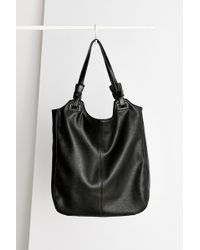 Kimchi Blue - Knotted North/south Tote Bag - Lyst